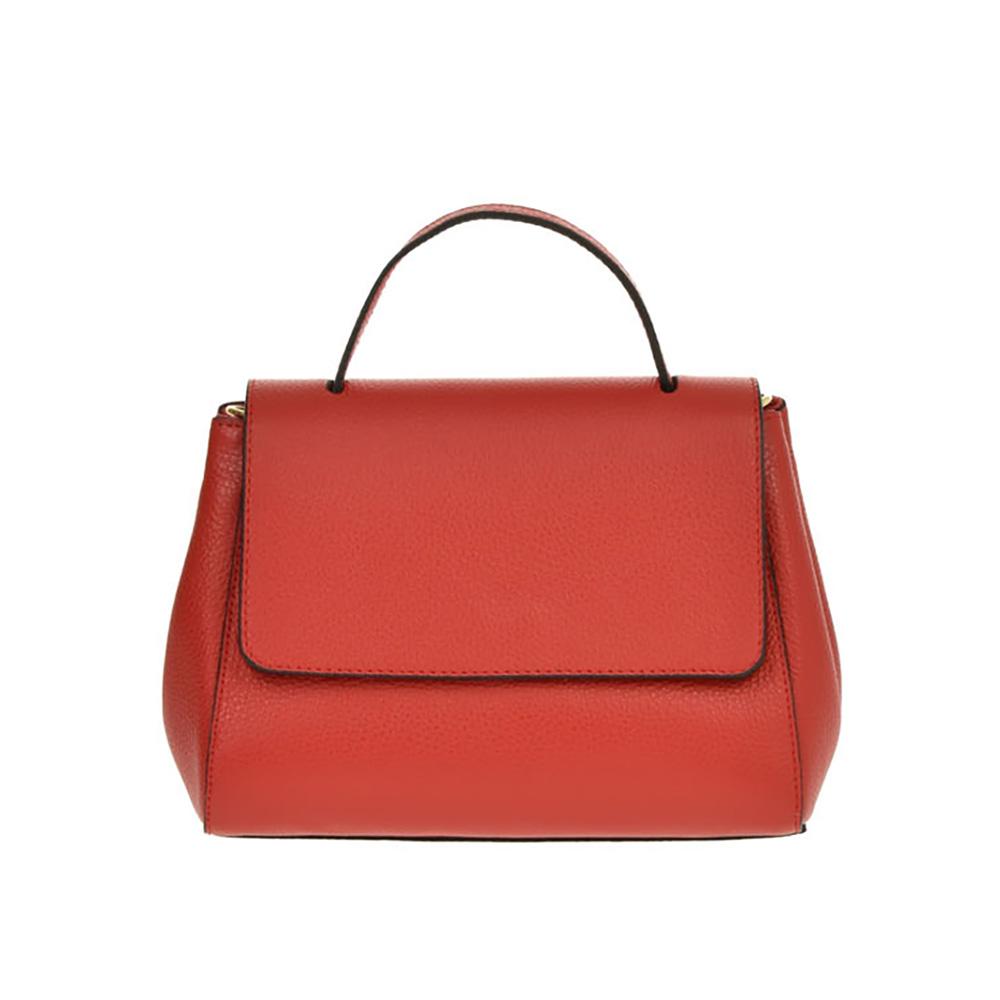 Hand Bag CC0396Rosso